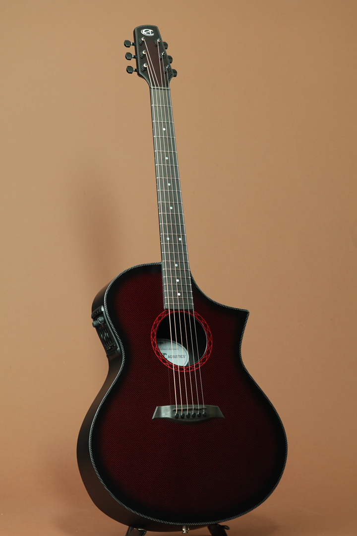 GX Wine Red Burst Narrow