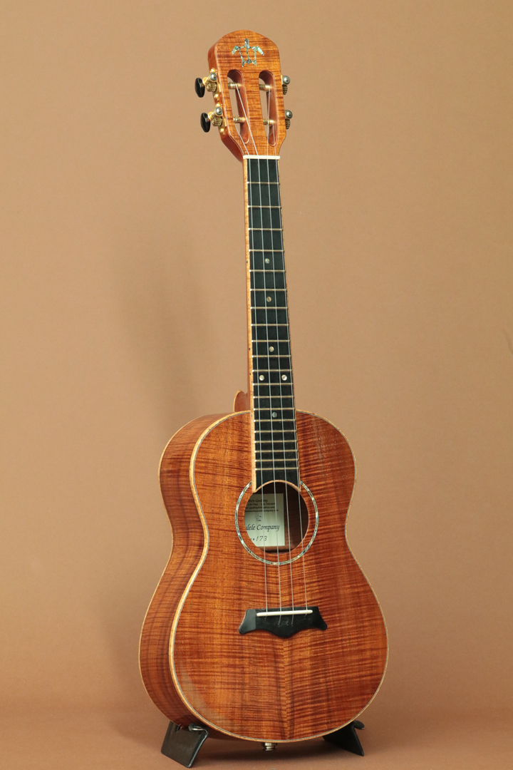 Hawaiian Koa Custom Tenor
