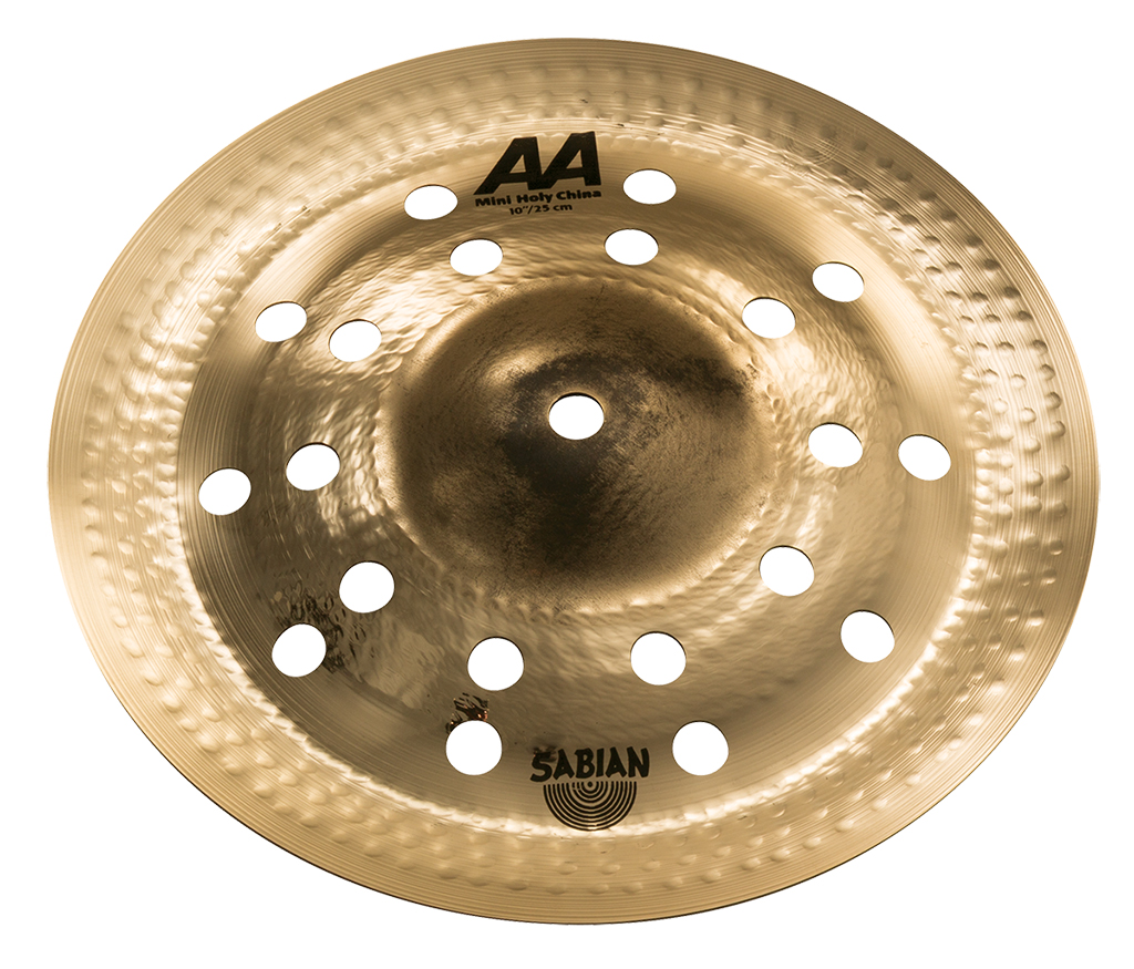"【新品30%OFF!!】AA 12"" Mini Holy China (AA-12HC-B)"