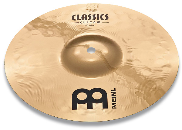 "【新品特価30%OFF!】CC10S-B Classics Custom  10"" Splash"