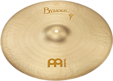 "B18SATC Byzance Vintage 18"" Sand Thin Crash"