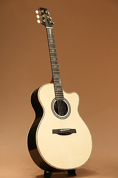 Private Stock Collection Series 2014 Angelus Acoustic Premium Jacaranda