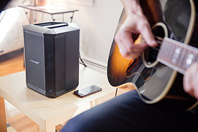 BOSE S1 Pro【Multi-Position PA system】バッテリー付属になりました。 ボーズ サブ画像6