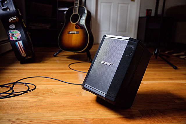 BOSE S1 Pro【Multi-Position PA system】バッテリー付属になりました。 ボーズ サブ画像8