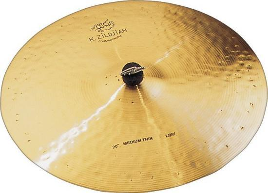 "【新品15%OFF!!】K Constantinople 20"" Medium Thin Ride Low"