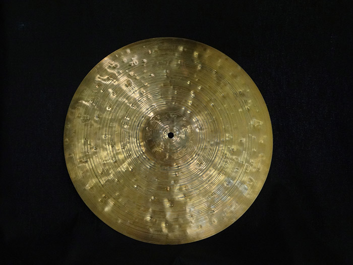 "【選定シンバル】30th Anniversary 18"" Crash  1294g"
