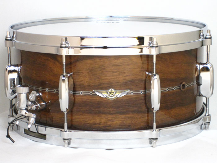 TBS1465SL STAR Bubinga Natural Indian Laurel