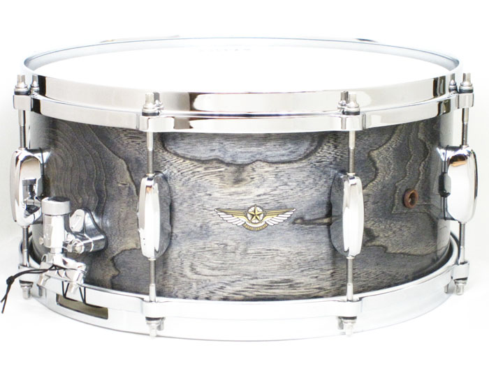 TWS1465A SCS Star Walnut Snare / Satin Charcoal Sen