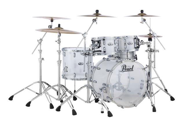 "CRB524P/C 730 Ultra Clear Crystal Beat 4点Set 22"" 10"" 12"" 16"""