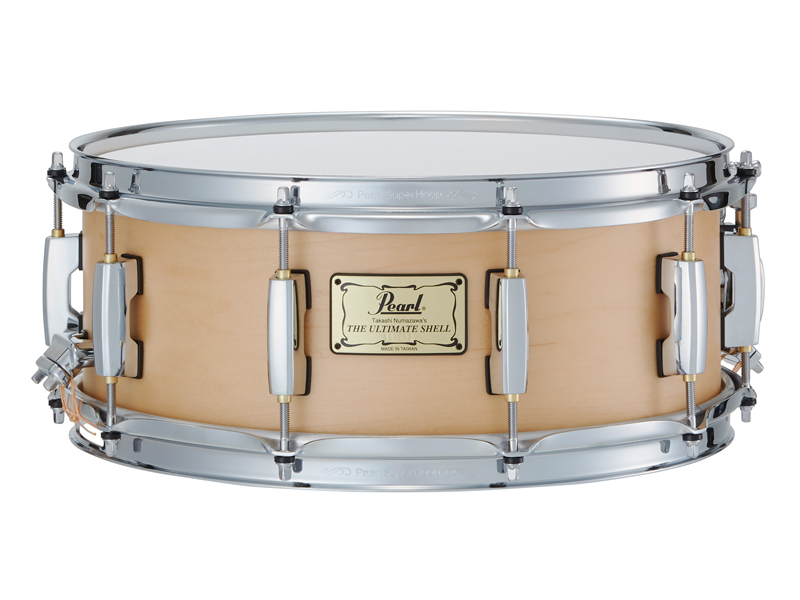 TNF1455S/C THE Ultimate Shell Snare Drums supervised by沼澤尚 (TYPE 2 4ply / 3.6mm)