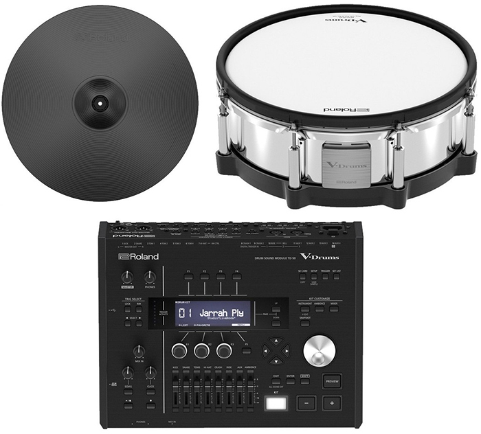 TD-50DP  Digital Pad Package