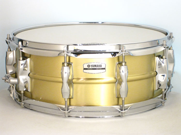 "RRS1455 Recording Custom Brass 14""×5.5"""
