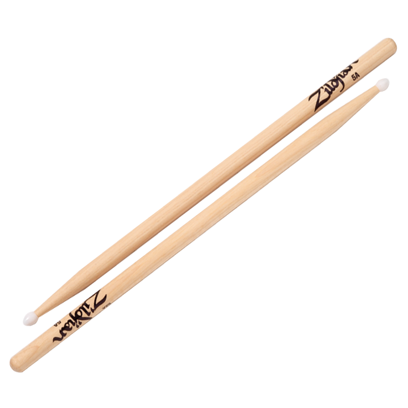 5A NYLON - NATURAL DRUMSTICK