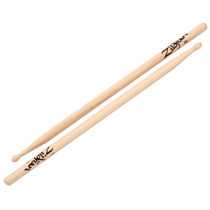 5A WOOD - NATURAL DRUMSTICK