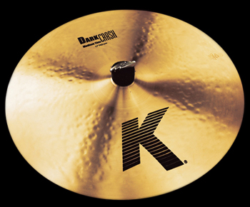 "【新品15%OFF!!】K Dark 17"" Crash Medium Thin"