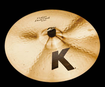 "【新品15%OFF!!】K Custom 18"" Dark Crash"