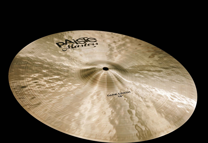 "【新品25%OFF!!】Masters 18"" Dark Crash 1295g"