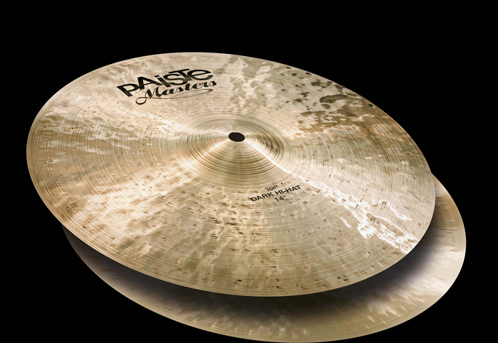 "【新品25%OFF!!】Masters 14"" Dark Hi-Hats 790g/1177g"