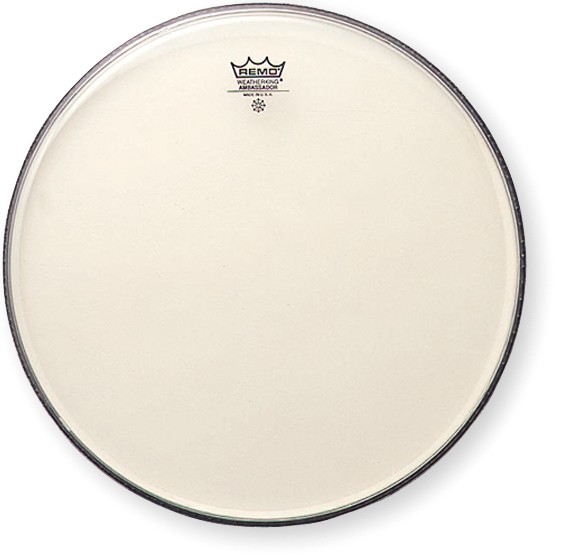 "【新品20%OFF】C-18TA(18"" Clear Ambassador)タム用"