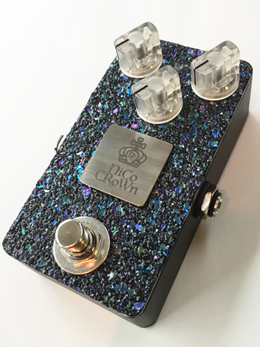 SPANGLE OVERDRIVE -Black Sapphire-