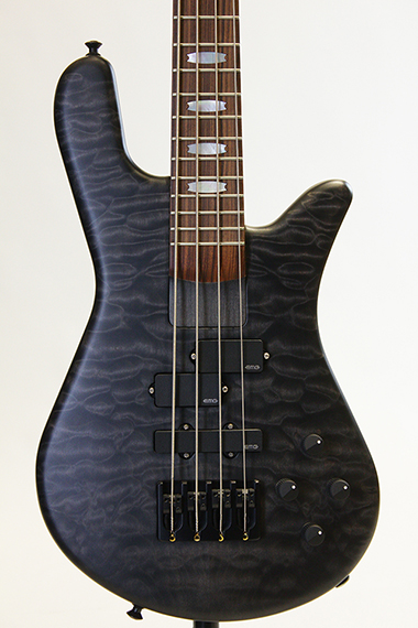 "USA NS-2 Bolt-on ""Trans Black Matte"""