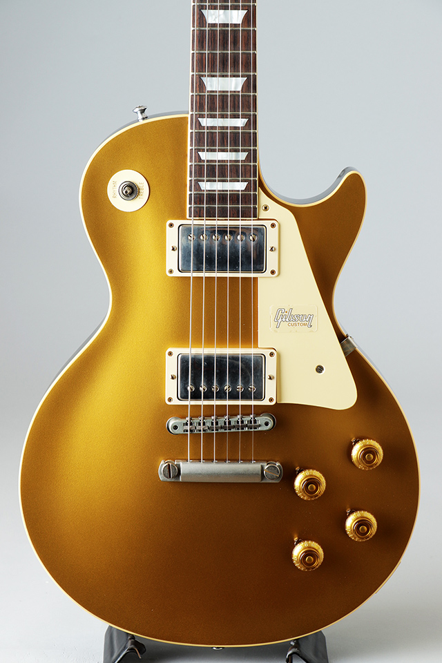 Historic Collection 1957 Les Paul Standard VOS Dark back Antique Gold 2018 S/N:7 8148