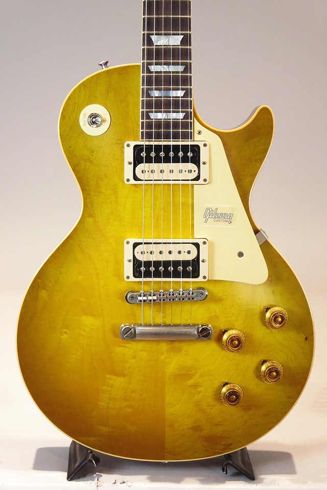 "Historic Collection 1958 Les Paul ""Hand Select Top"" HRM Green Lemon VOS 【S/N:8 8600】"