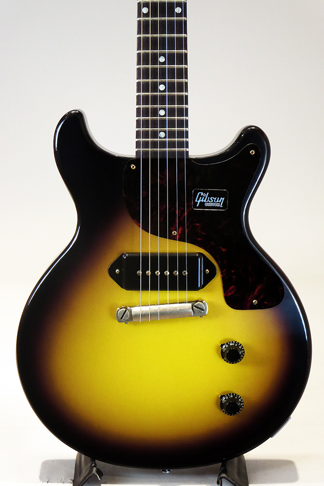 1958 Les Paul Junior Double Cut VOS Tabacco Sunburst 2018
