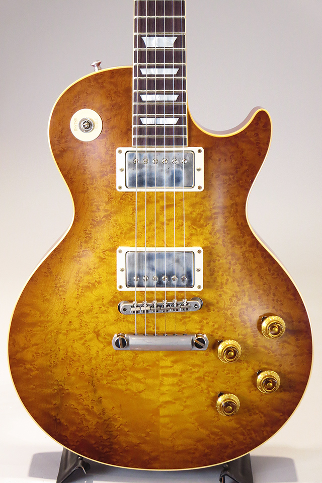 Historic Collection 1959 Les Paul Standard Hand Select Birdseye Top VOS  S/N:982935
