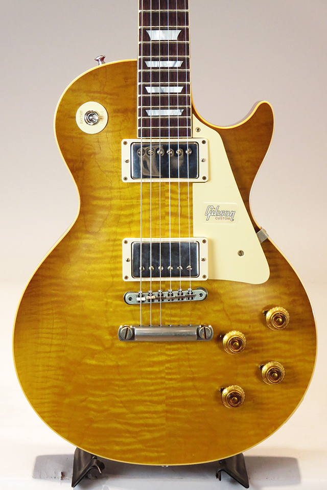 Historic Collection 1959 Les Paul VOS Honey Lemon Fade 2018 S/N:982316