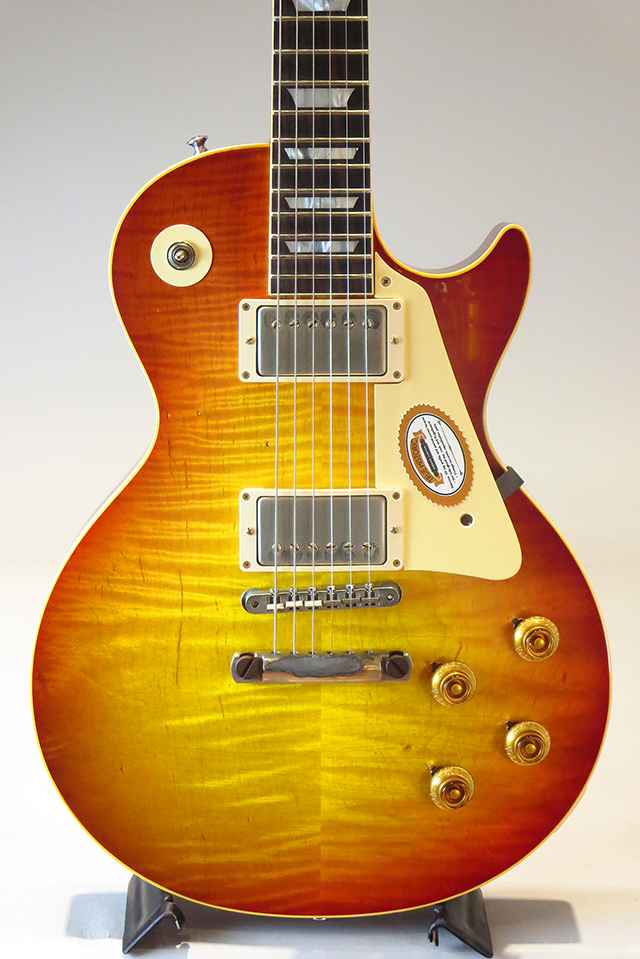 "Limited Run Vic DaPra 1959 Les Paul aka ""Happy Jack"" 9-2072"