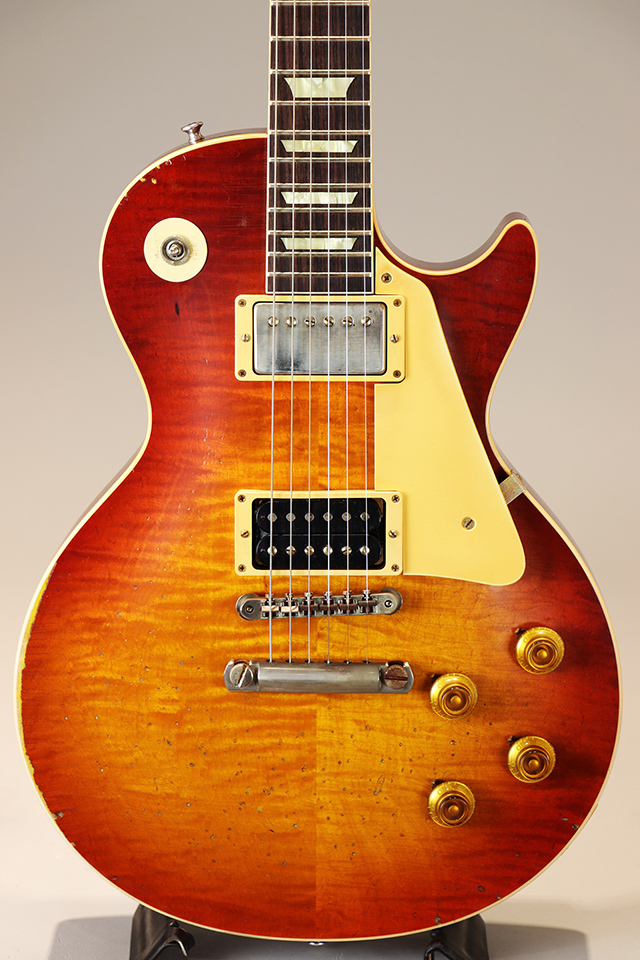 1959 Les Paul Standard Tom Muprhy Painted & Aged BOTB First Standard S/N:9 1251