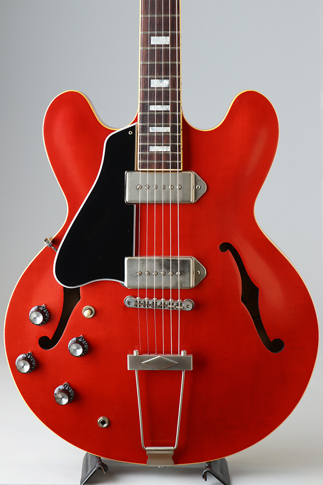 Limited Run ES-330 Dark Cherry VOS Left Hand 2018 【S/N:11998707】【ローン36回無金利】