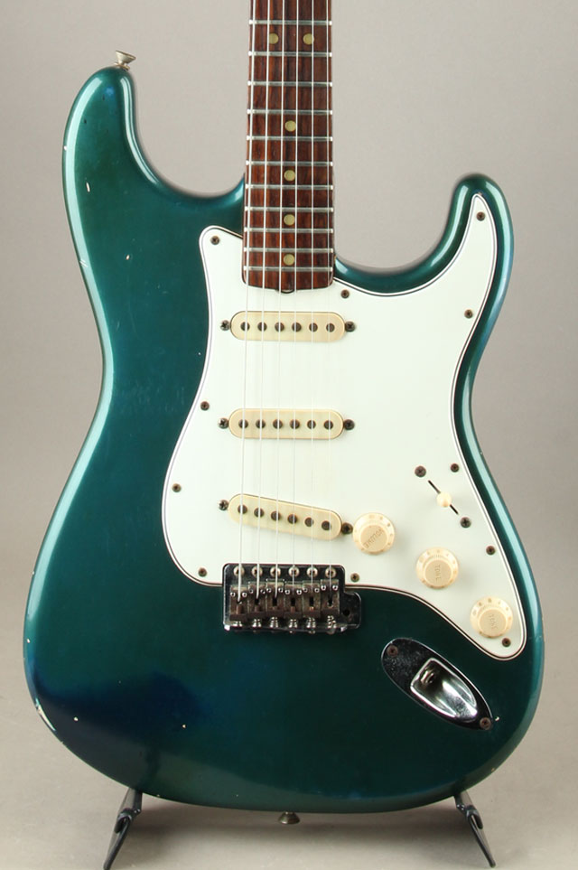 1965 Stratocaster Lake Placid Blue