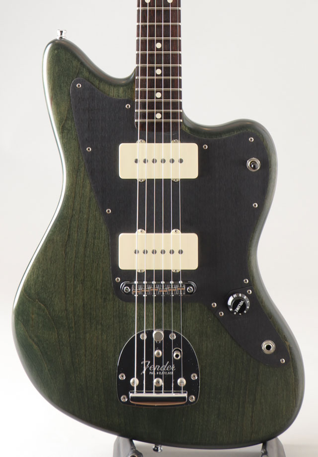 JAZZMASTER THURSTON MOORE MODEL Forest Green Transparent【楽器フェア2018出展予定商品】