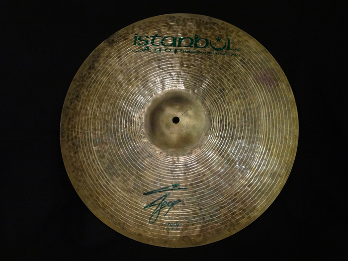 "Agop Signature Series 18"" Crash 1385g"