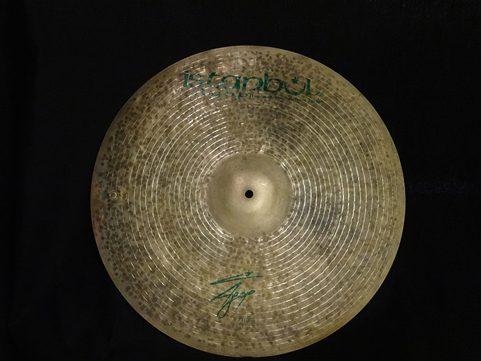 "【新品特価30%OFF!】Agop Signature Series 20"" Ride 1734g"
