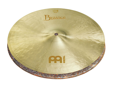 "【新品30%OFF!!】BYZANCE JAZZ 14"" Thin HiHats B14JTH"