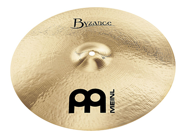 "【新品30%OFF!!】BYZANCE BRILLIANT 18"" Thin Crash"