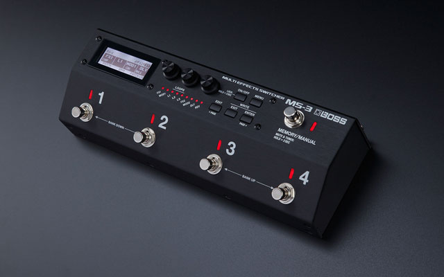 BOSS MS-3 Multi Effects Switcher ボス サブ画像2
