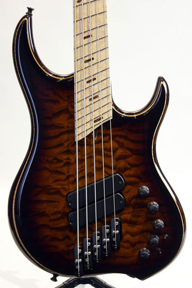 Z2 5st Quilted Maple Top 【試奏動画有り】