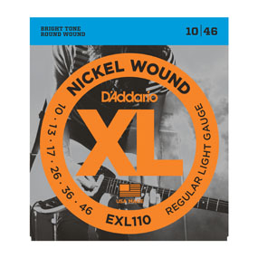 EXL110 [Nickel Wound 10-46]