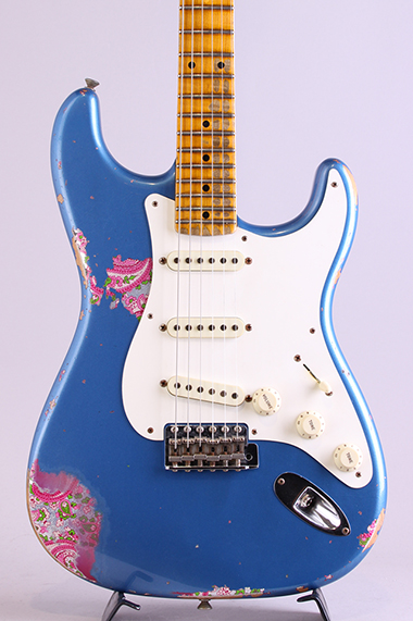 Limited 1957 Stratocaster Heavy Relic/LPB over Pink Paisley【S/N:CZ527956】