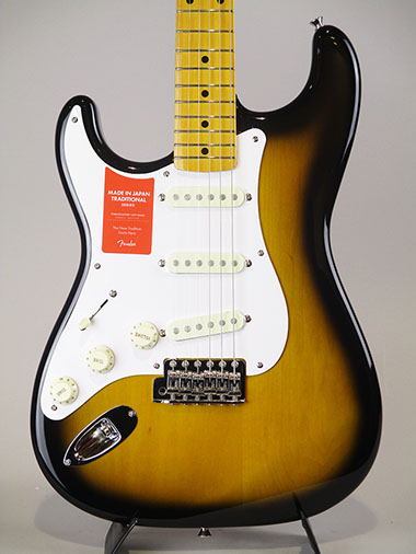Made In Japan Traditional 50s Stratocaster Left-Hand