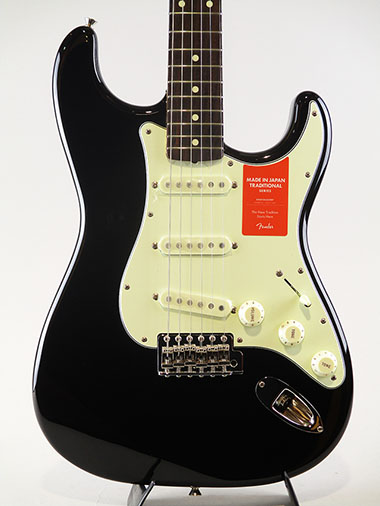 Made In Japan 60s Stratocaster BLK