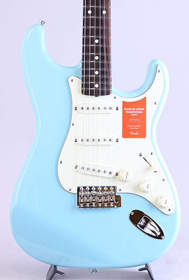 Made In Japan Traditional 60s Stratocaster/Daphne Blue