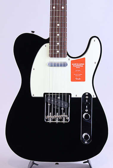 Made In Japan 60s Telecaster Custom/Black【S/N:JD18013085】
