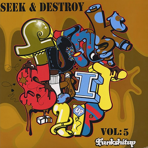 "D-Styles / DJ Flare / Mr. Henshaw - Seek & Destroy Vol. 5 (12"" レコード バトルブレイクス)"