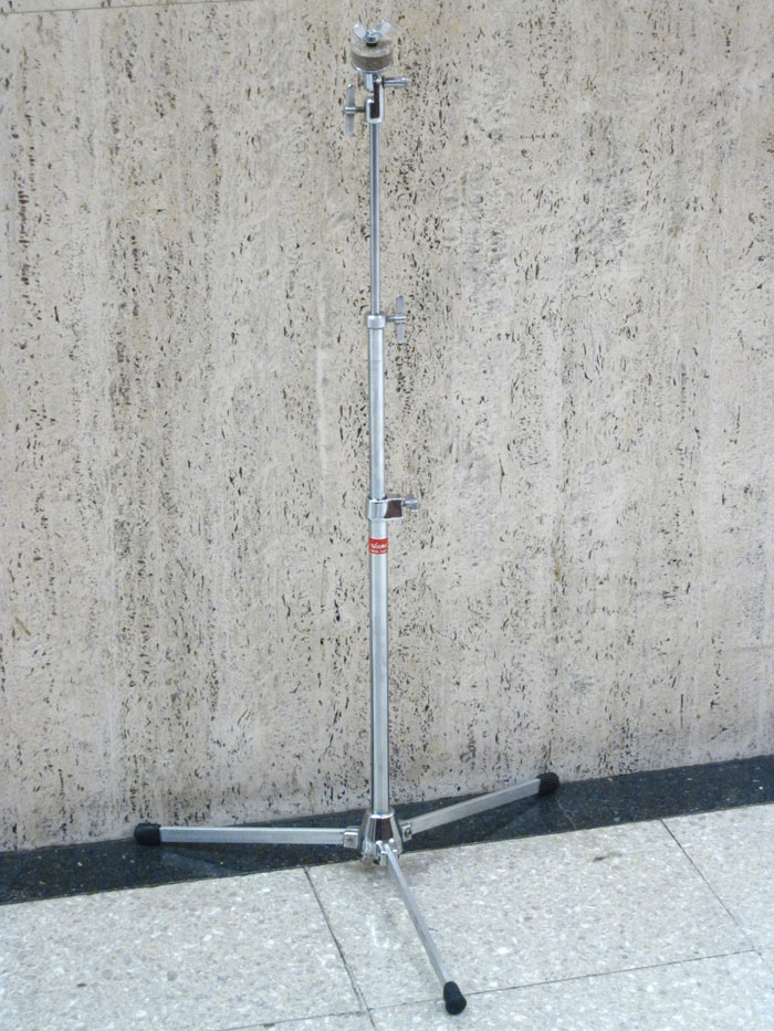 【VINTAGE】60's #33F Flat Base Cymbal Stand