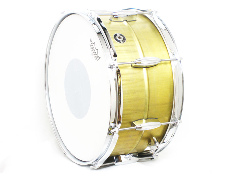 Q Drum GENTLMAN'S Series Brass 14x7 GSBR-1470 キュードラム サブ画像2